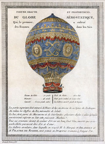 Historic Balloon