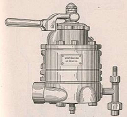 Compressed Air Locomotive Brake is Invented