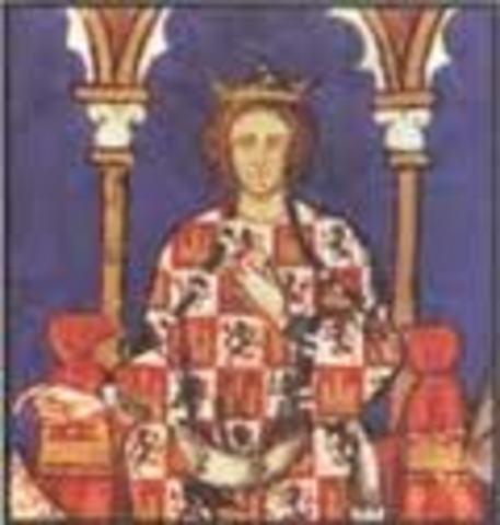 """Naixement Alfons X """"el savi"""