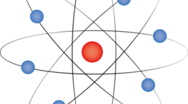 Scientists that contributed to the Atom. timeline