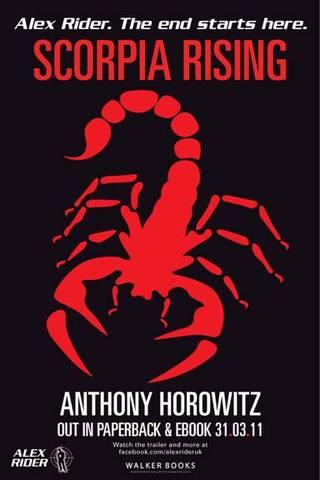 Alex rider scorpia rising book review