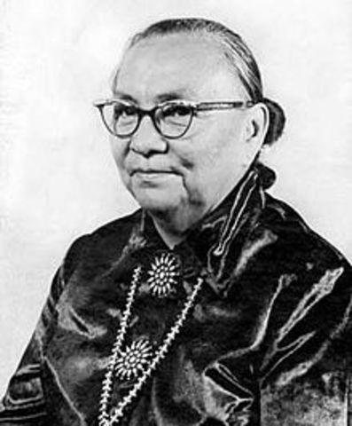 Annie Wauneka