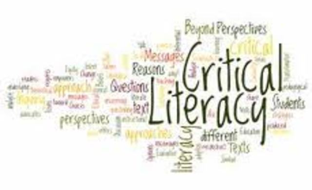 Critical Literacy Theory