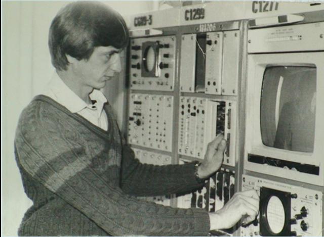 Создание теле-радио-прессцентра  «12 канал»