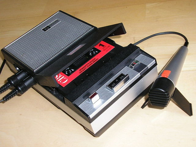 The first Cassette Player was created.