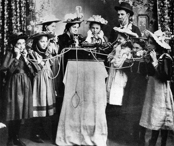 The first Jukebox