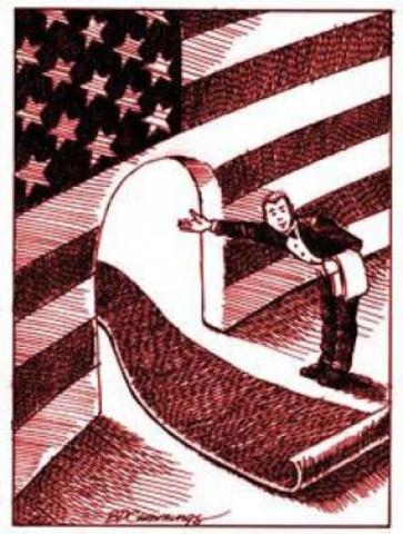 The Open Door Policy-