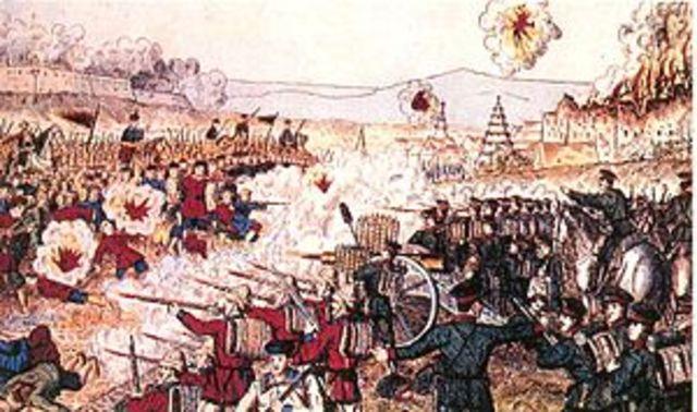 China leads rebellion