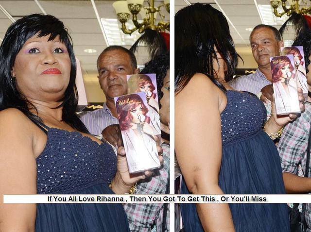 Rihanna's parents get divorved