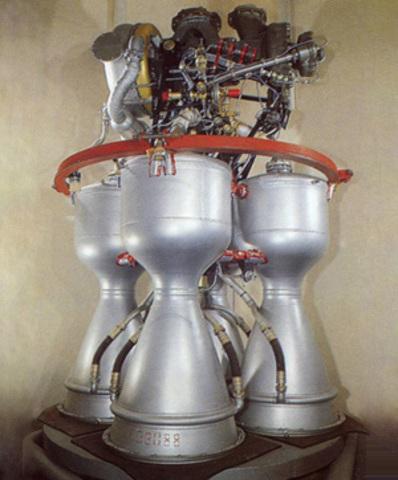 Начало серийного производства жидкостных ракетных двигателей