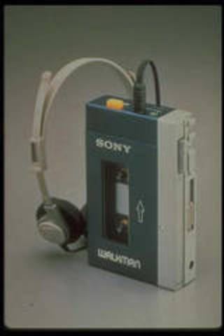 The invention of the Walkman