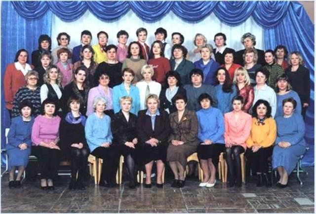 Первый педагогический коллектив Гимназии № 1