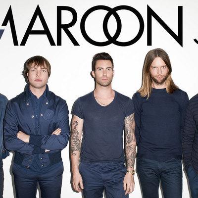 La discografía de Maroon 5 timeline
