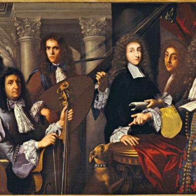 Músicos de XVIII ,XIX y XX timeline