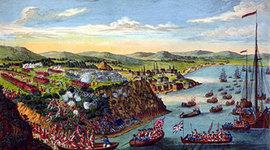 La Guerre de Sept Ans en Amérique du Nord timeline