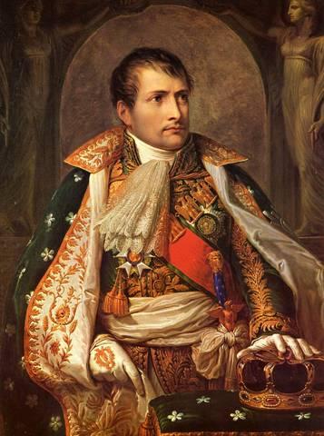 role of napoleon bonaparte in french revolution