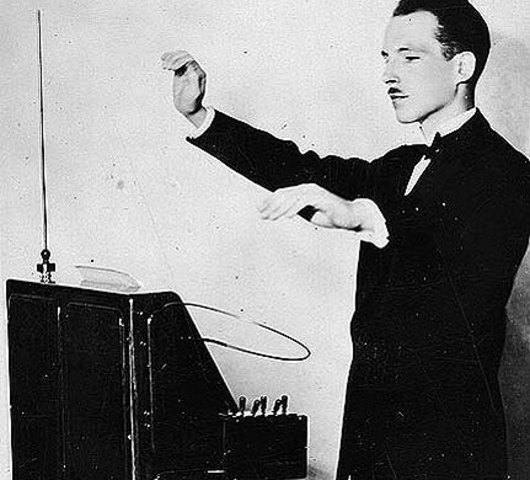 The Theremin was invented