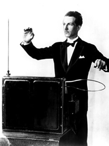 Theremin Is Developed