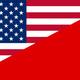 Cold war flags