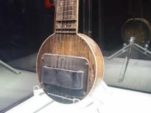 La guitarra española,