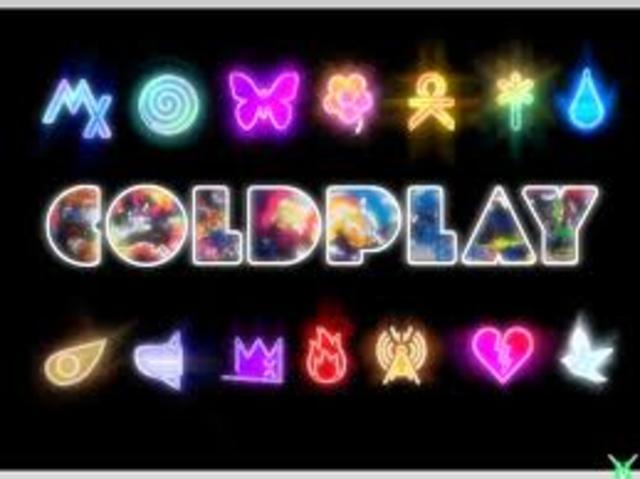 Coldplay es una banda británica de pop rock formada en Londres en 1996.