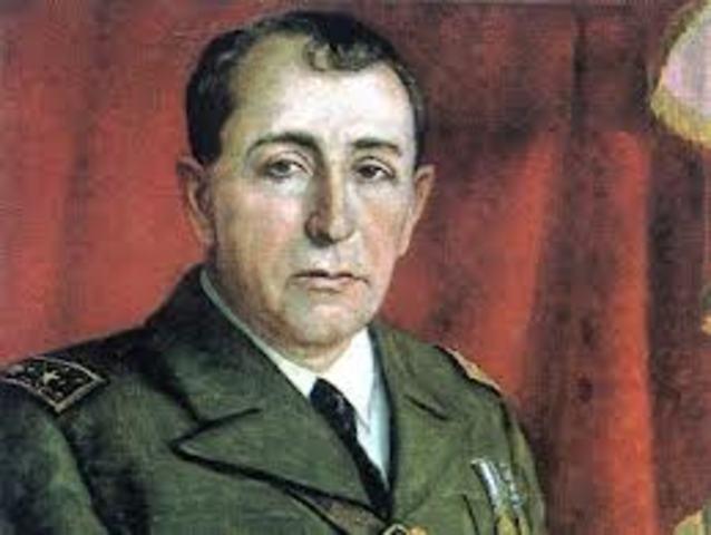 Presidencia Jorge Ubico
