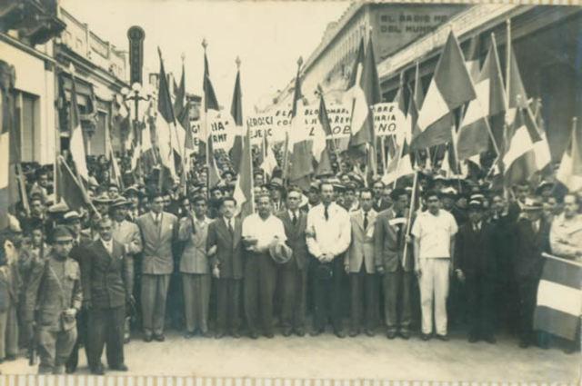 Revolución de octubre del 44