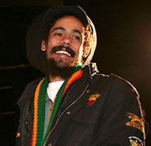 he became a rastafarian