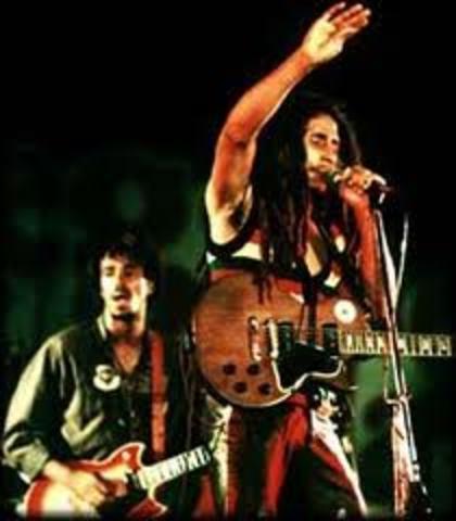 him and his group started the reggae sunsplash festivle
