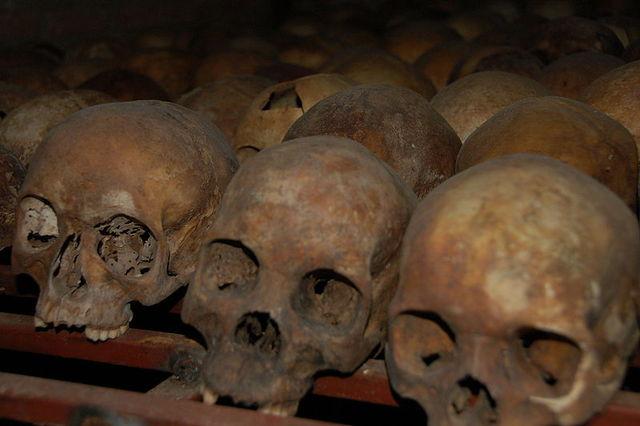 Rwandan genocide begins