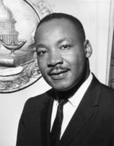 Martin luther king jr and his contributions to race relations in the united states