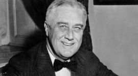 Franklin Roosevelt's Political Career timeline