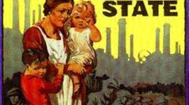 The Modern Welfare State timeline