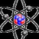 200px stylised lithium atom