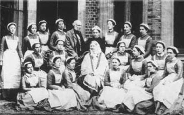 Primera escuela de diaconisas