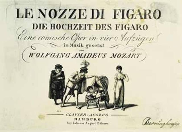 The Marriage of Figaro