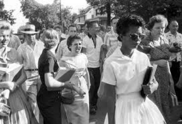 1957 Little Rock 9
