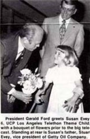 Domestic policy&problems in the US under: Ford - Education for All Handicaped Act of 1975