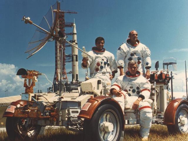 Eisenhower Creates NASA
