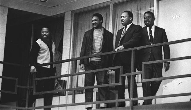 Martin Luther King Jr. Assasination