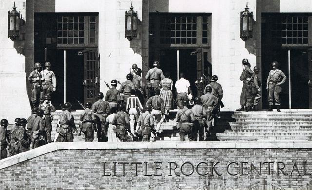 """Little Rock, Arkansas """"Little Rock Nine"""""""