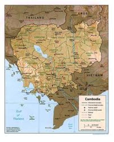 Attack on Cambodia