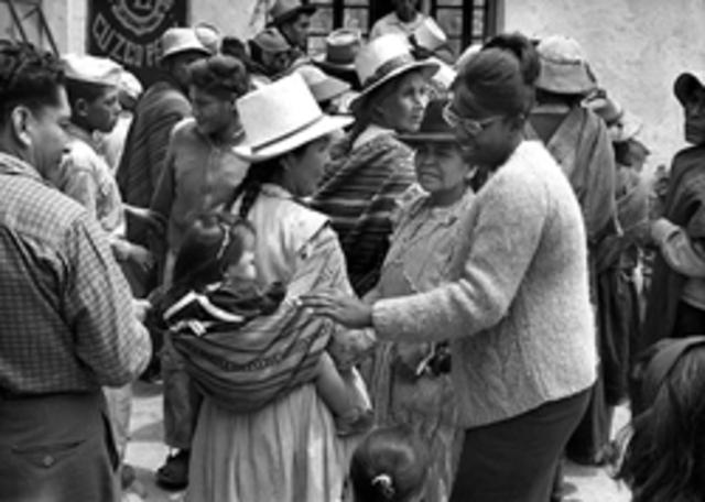 Kennedy's Peace Corps