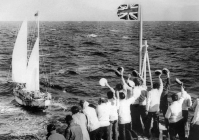First Crossing of the Atlantic