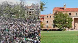 4/20's Itemized Expenses for CU Boulder timeline