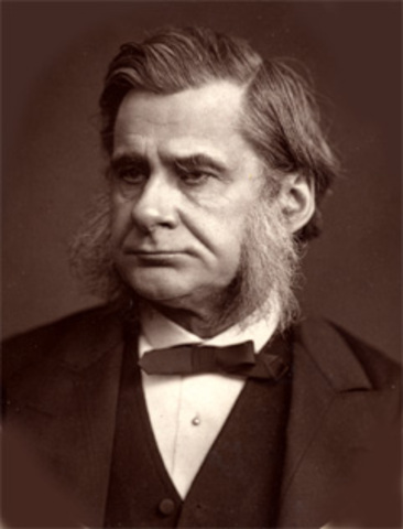 Thomas Henry Huxley Born