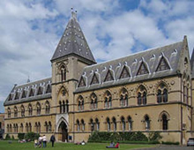 Oxford Evolution Debate (Huxley)