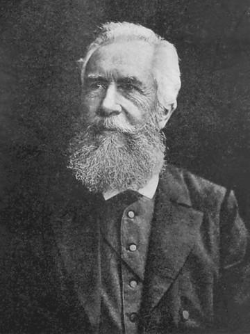 Ernst Haeckel Born