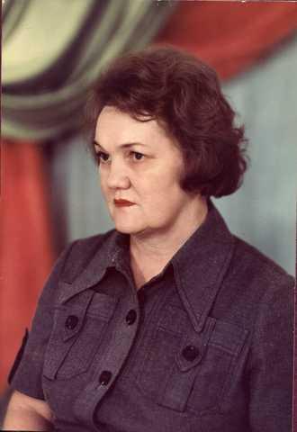 КоломкинаРоза Михайловна