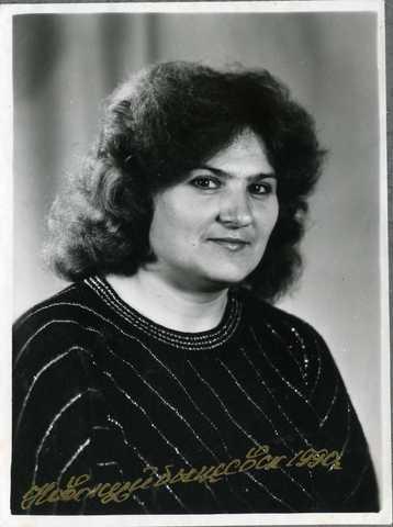БанниковаГалина Михайловна